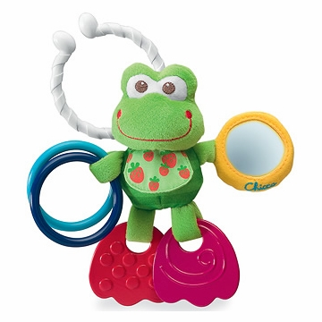 Chicco Fun Foot Froggie
