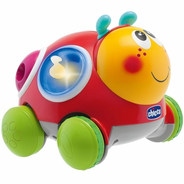 Chicco Go Go Friends Pop-a-Ladybird