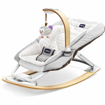 Chicco I-Feel Rocker - Grey