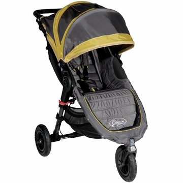 Baby Jogger City Mini GT Single 2013 Stroller Shadow / Bamboo