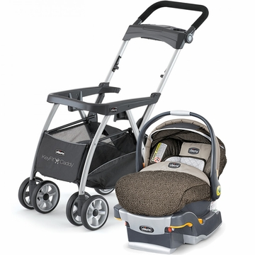 Chicco KeyFit Caddy & Keyfit 30 Infant Car Seat - Endless