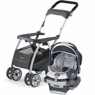 Chicco KeyFit Caddy & Keyfit 30 Infant Car Seat - Equinox