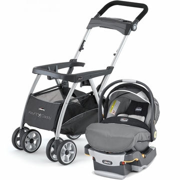 Chicco KeyFit Caddy & Keyfit 30 Infant Car Seat - Graphica