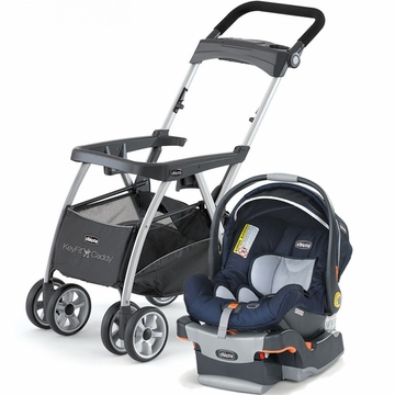 Chicco KeyFit Caddy & Keyfit 30 Infant Car Seat - Pegaso