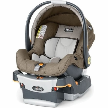 Chicco KeyFit 22 Infant Car Seat in Chevron