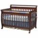 DaVinci Emily 4-in-1 Convertible Crib in Cherry