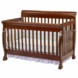DaVinci Kalani 4-in-1 Convertible Crib in Cherry