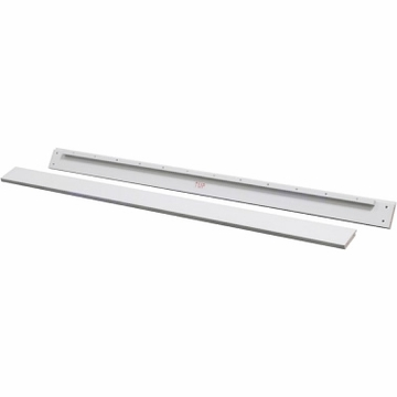 DaVinci Full Size Bed Rails in White