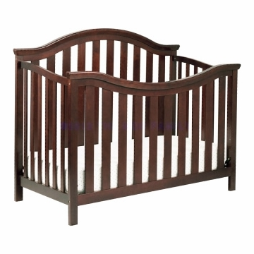 DaVinci Goodwin 4-in-1 Convertible Crib in Espresso