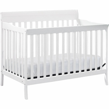 DaVinci Summit 4-in-1 Convertible Crib in White