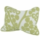 Oilo Modern Berries Pillow in Spring Green- 13� x 17�