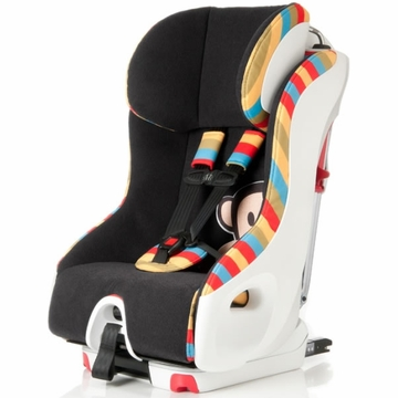Clek Foonf Convertible Car Seat - Paul Frank Julius Stripe