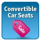 Convertible Car Seat Sale
