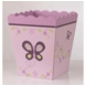 CoCaLo Sugar Plum Waste Basket