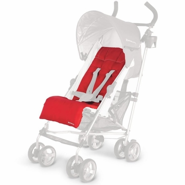UppaBaby G-Luxe Replacement Seat Pad - Denny (Red)