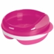 OXO Tot Divided Feeding Dish in Pink