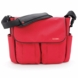 Skip Hop Dash Deluxe Edition Diaper Bag in Red