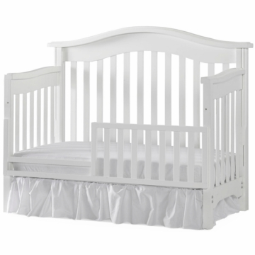 Bonavita Hudson Lifestyle Guard Rail in Classic White