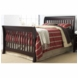 Bonavita Metro Universal Full Size Bed Rail in Classic Cherry
