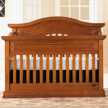 Bonavita Sheffield Lifestyle Crib in Distressed Country Wheat