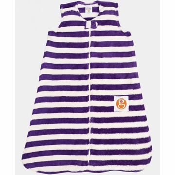 Gunamuna Gunapod Striped Sleep Sack - Purple - Small