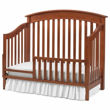 Bonavita Casey Lifestyle Guard Rail in Chestnut