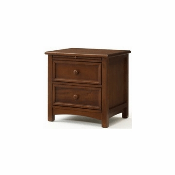 Bonavita Casey Nightstand in Chestnut