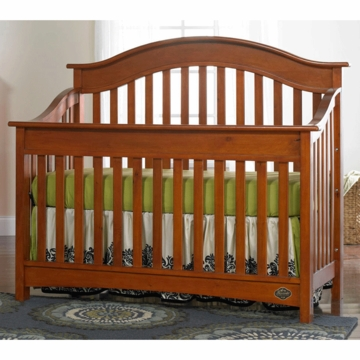 Bonavita Easton Lifestyle Crib in Chestnut