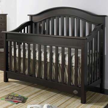 Bonavita Easton Lifestyle Crib in Espresso
