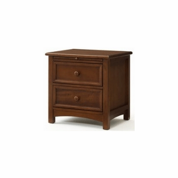 Bonavita Easton Nightstand in Chestnut