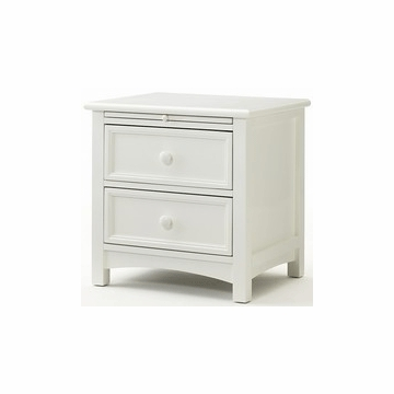 Bonavita Easton Nightstand in Classic White