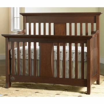 Bonavita Harper Lifestyle Crib in Chocolate