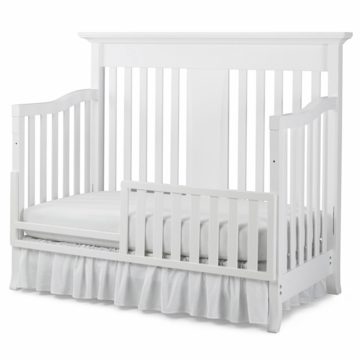 Bonavita Harper Lifestyle Guard Rail in Classic White