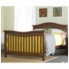 Bonavita Kinsley Full Size Bed Rail in Chocolate