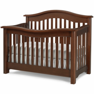 Bonavita Kinsley Lifestyle Crib in Chocolate