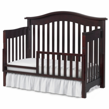 Bonavita Kinsley Lifestyle Guard Rail in Classic Cherry