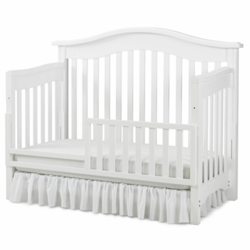 Bonavita Kinsley Lifestyle Guard Rail in Classic White