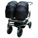 Mountain Buggy Duet Carrycot - Black