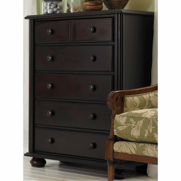 Bonavita Kinsley 5 Drawer Dresser in Classic Cherry