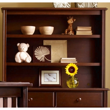 Bonavita Kinsley Hutch in Chocolate