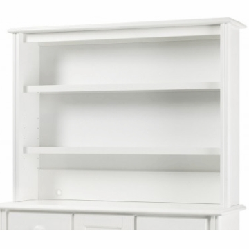 Bonavita Kinsley Hutch in Classic White