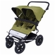 Mountain Buggy Duo Double Stroller - Moss Dot