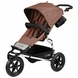 Mountain Buggy Urban Jungle Stroller - Chocolate Dot