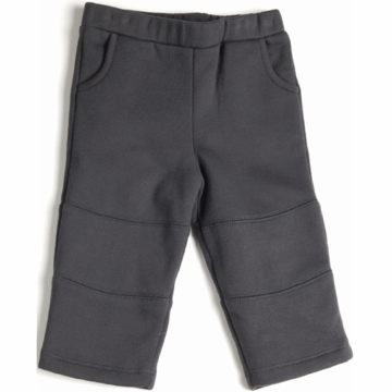 EGG Fleece Pant in Flint - 3 to 6 Months