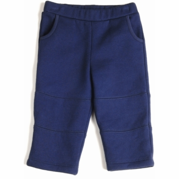 EGG Fleece Pant in Navy - 6 to 12 Months