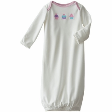 Halo SleepSack Base Layer Silky White Cupcake - Newborn