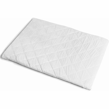 Guava Family Lotus Crib Plush Quilted Sheet