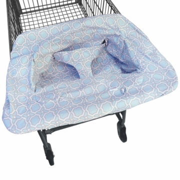 JJ Cole Shopping Cart Cover - Harbor Square