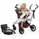 Orbit Baby Stroller Travel System G2 - Mocha