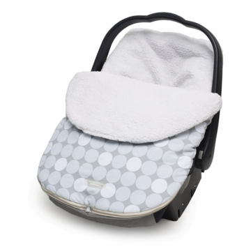 JJ Cole Weather Resistant Original Infant - Gray Circle